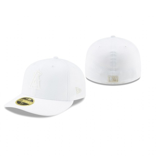 2019 Players' Weekend Angels New Era White Low Profile 59FIFTY Fitted Hat