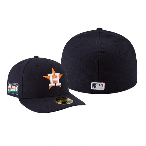 2019 Mexico Series Low Profile 59FIFTY Fitted Navy Hat