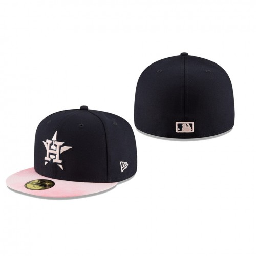 2019 Mother's Day 59FIFTY Fitted Navy Pink Hat