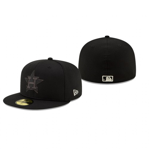2019 Players' Weekend Astros Black On-Field 59FIFTY Fitted Hat