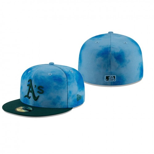 2019 Father's Day 59FIFTY Fitted Blue Green Hat