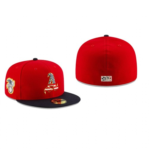 2019 Stars & Stripes Athletics 59FIFTY Independence Day Hat