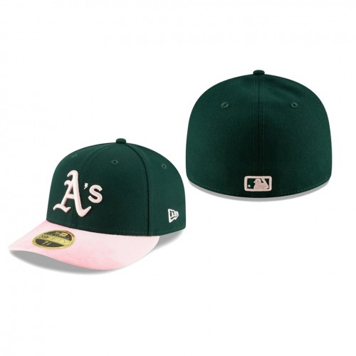 2019 Mother's Day Low Profile 59FIFTY Green Hat