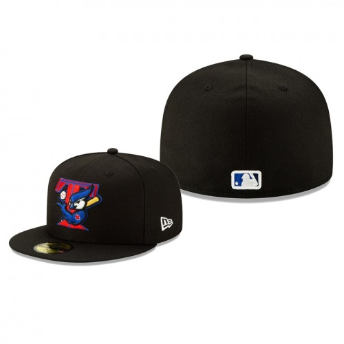 2019 Little League Classic Blue Jays Black 59FIFTY Fitted New Era Hat