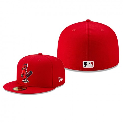 2019 Little League Classic Cardinals Red 59FIFTY Fitted New Era Hat