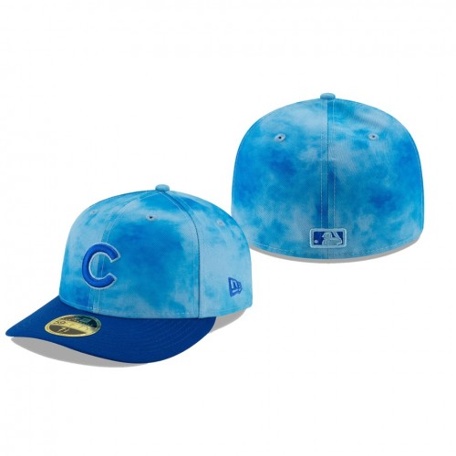 2019 Father's Day Low Profile 59FIFTY Blue Royal Hat