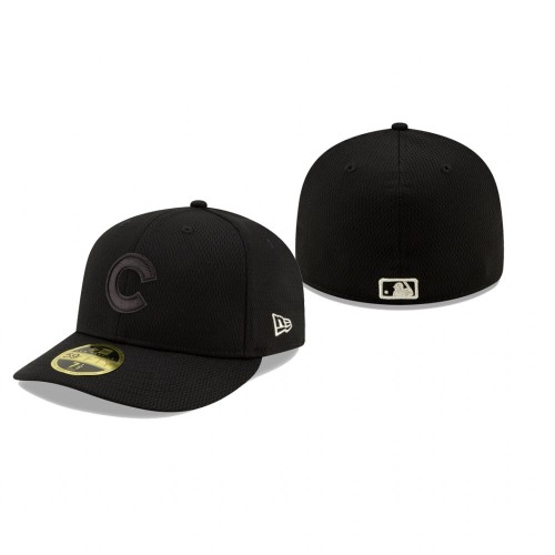 2019 Players' Weekend Cubs New Era Black Low Profile 59FIFTY Fitted Hat