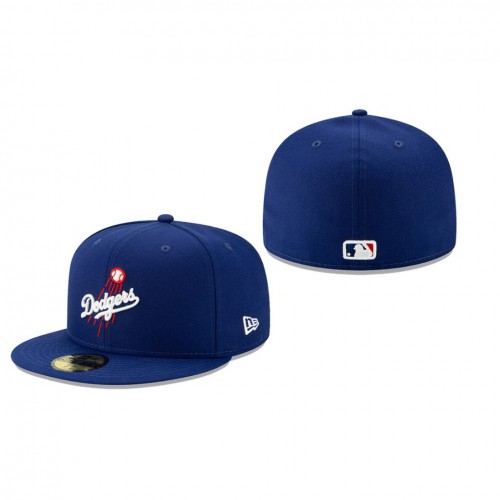 2019 MLB Little League Classic Dodgers New Era Royal 59FIFTY Fitted Hat