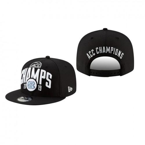 2019 ACC Baseball Tournament Champions North Carolina Tar Heels Black Hat