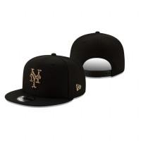 Mets Wild 9FIFTY Snapback Black Hat