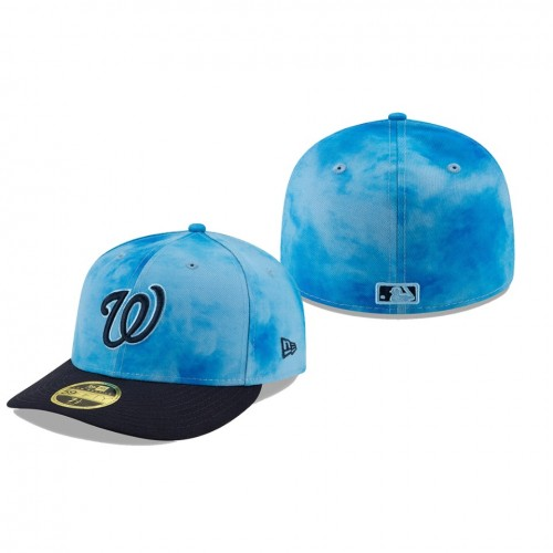 2019 Father's Day Low Profile 59FIFTY Blue Navy Hat