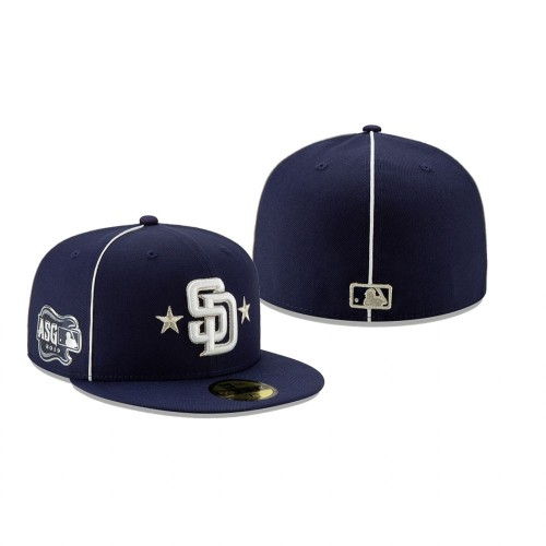 2019 MLB All-Star Game San Diego Padres 59FIFTY Navy Hat