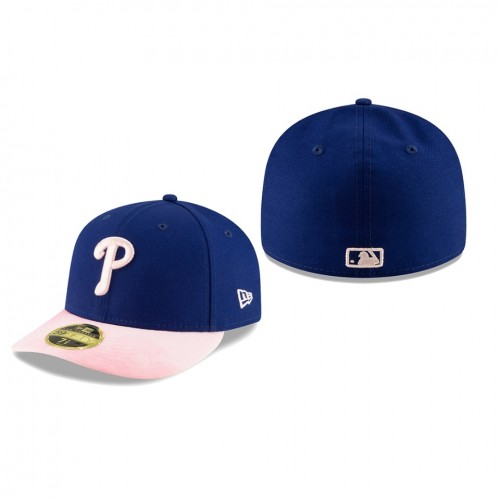 2019 Mother's Day Low Profile 59FIFTY Royal Hat