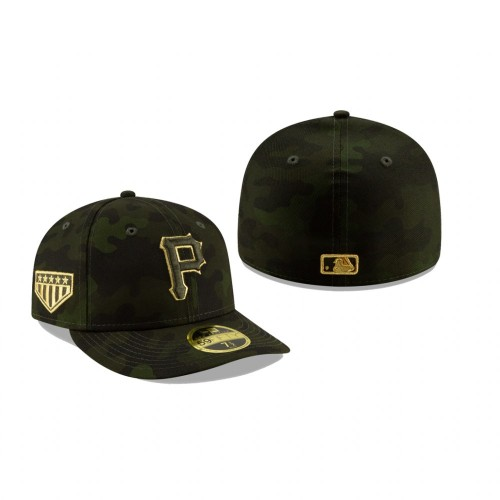 2019 Armed Forces Day Pirates Low Profile 59FIFTY Camo Hat