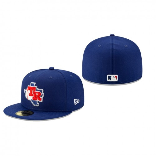 2019 MLB Little League Classic Rangers New Era Navy 59FIFTY Fitted Hat