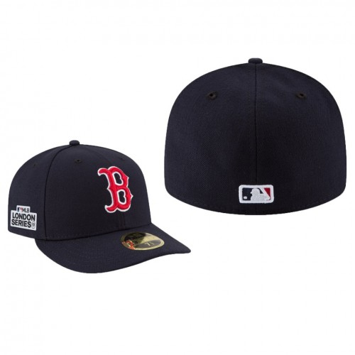 2019 London Games 59FIFTY Low Profile Fitted Navy Hat