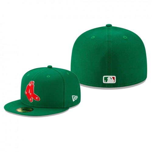 2019 Little League Classic Red Sox Green 59FIFTY Fitted New Era Hat