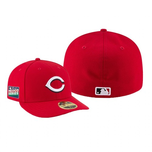2019 Mexico Series Low Profile 59FIFTY Fitted Red Hat