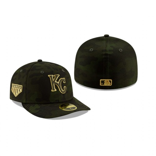 2019 Armed Forces Day Royals Low Profile 59FIFTY Camo Hat