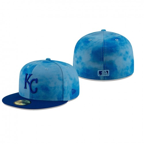 2019 Father's Day 59FIFTY Fitted Blue Royal Hat