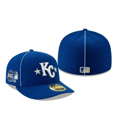 Kansas City Royals 2019 MLB All-Star Game Low Profile 59FIFTY Royal Hat