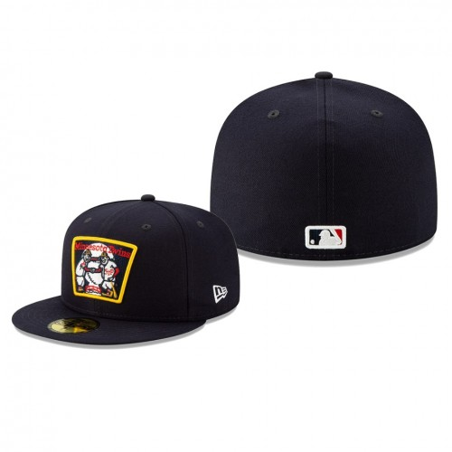 2019 Little League Classic Twins Navy 59FIFTY Fitted New Era Hat