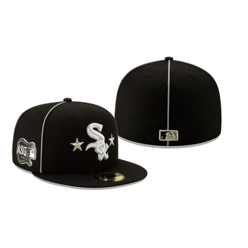2019 MLB All-Star Game Chicago White Sox 59FIFTY Black Hat