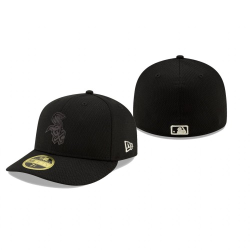 2019 Players' Weekend White Sox New Era Black Low Profile 59FIFTY Fitted Hat