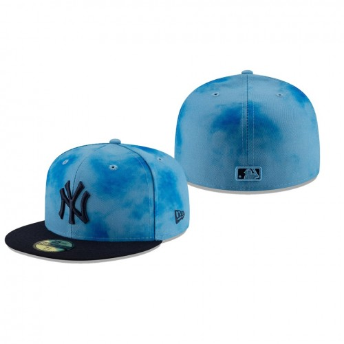 2019 Father's Day 59FIFTY Fitted Blue Navy Hat