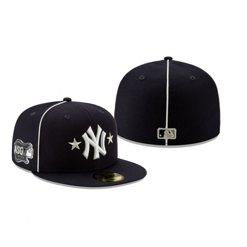 2019 MLB All-Star Game New York Yankees 59FIFTY Navy Hat